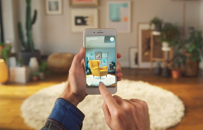 Thumbnail for Interior Design Takes Its First Steps into Augmented Reality