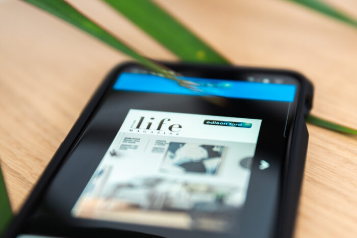 Thumbnail for Buying Through Action & New Life Magazine